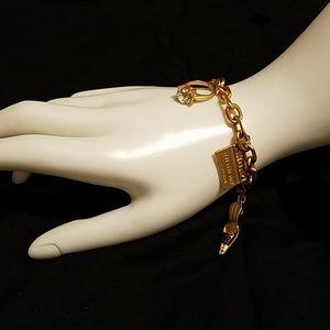 "👛Avon ""Shopping"" Charm Bracelet"